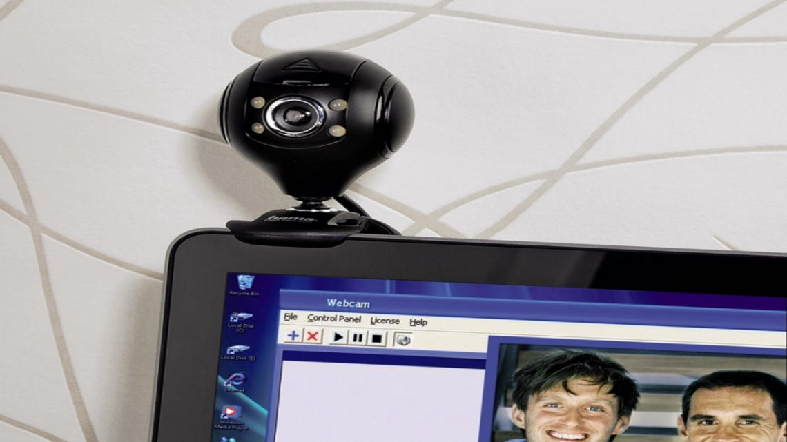 Kamera internetowa HAMA HD Spy Protect. Propozycja do zabawy i home office