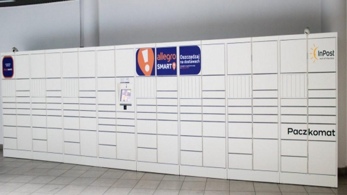 Odbiór przesyłek w centrach handlowych wygodnym rozwiązaniem