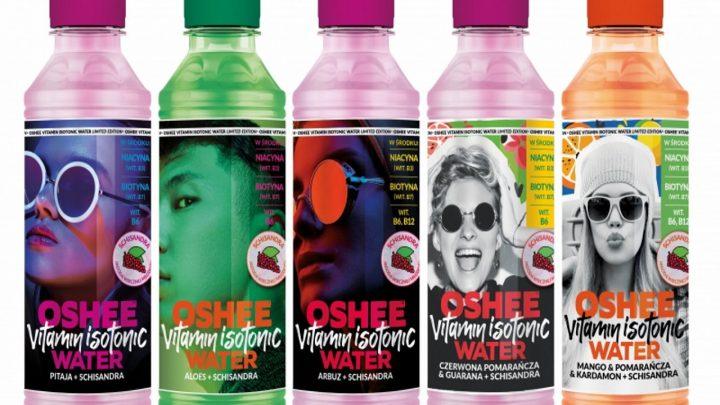 OSHEE REBEL – nowa odważna pozycja wśród napojów funkcjonalnych
