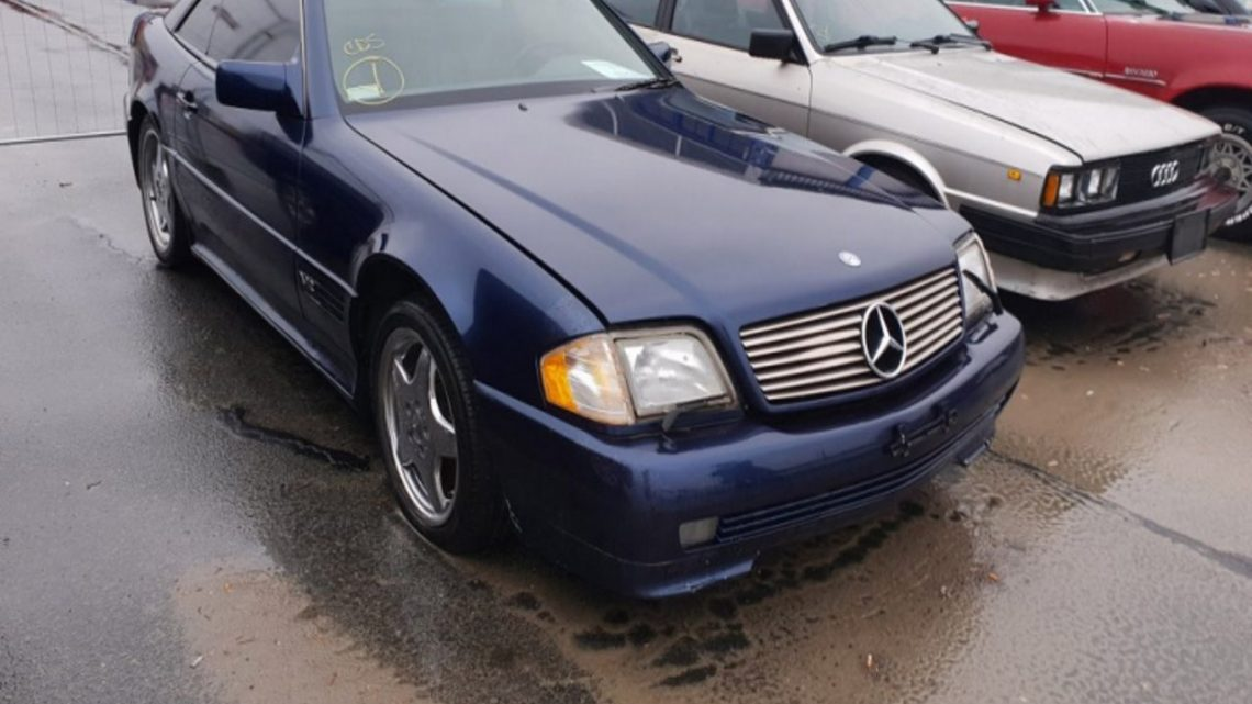 Jak wyglądają aukcje używanych aut w USA?
